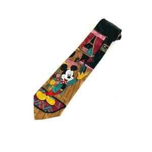 Mickey Unlimited Disney Men's Novelty Neck Tie